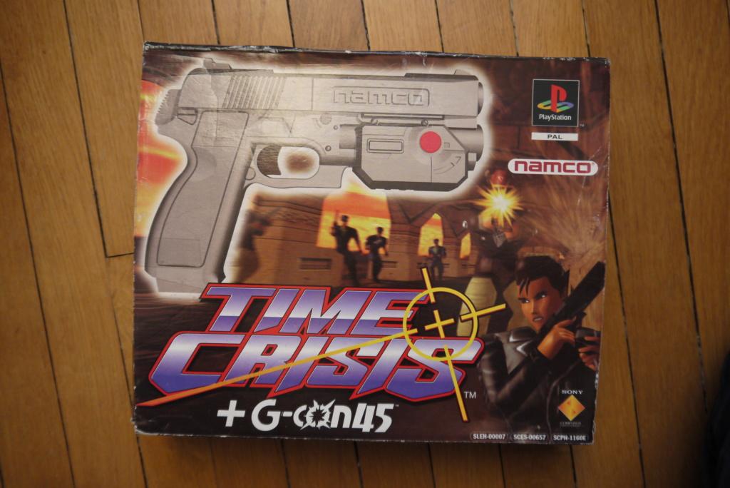 [VDS/ECH] Console PS2, Jeux PS1 pal et jap, jeux PS2, coffret Gcon 45 P1090416