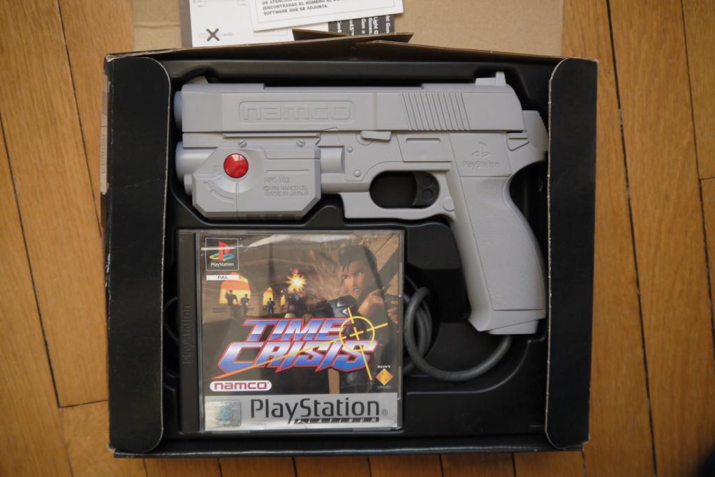 [VDS/ECH] Console PS2, Jeux PS1 pal et jap, jeux PS2, coffret Gcon 45 P1090417