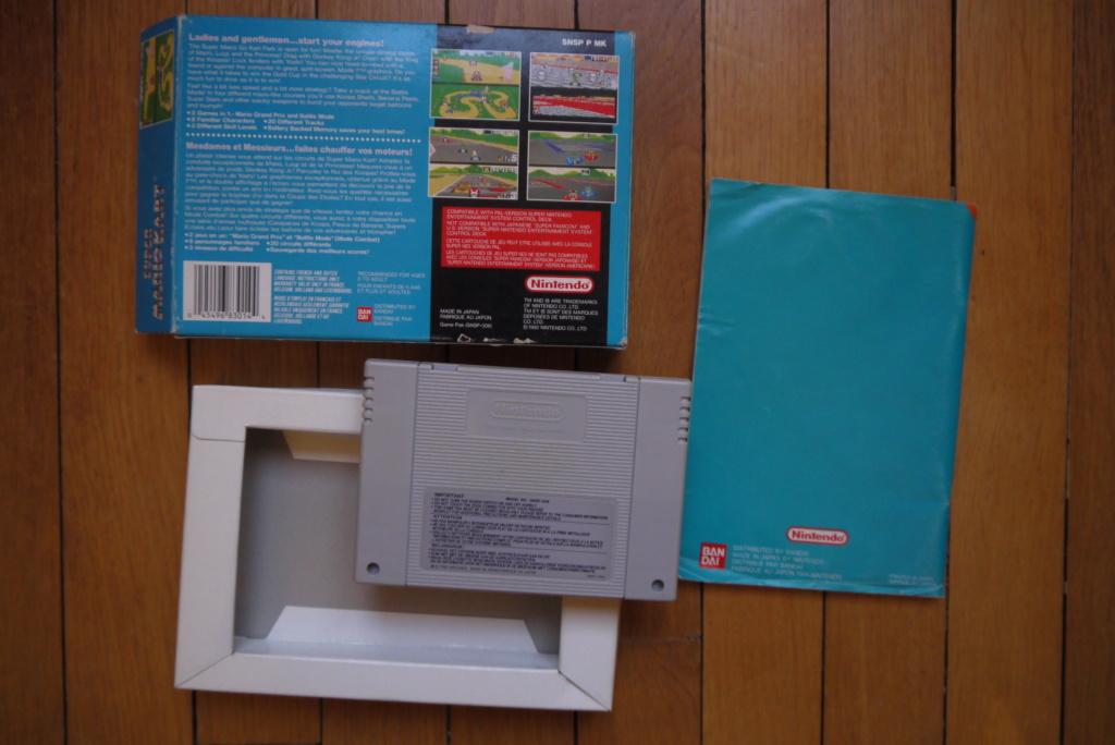 [VDS/ECH] Blister Nes à échanger, jeux Snes complets, console Snes, jeux Wii US, Famicom... - Page 34 P1090424