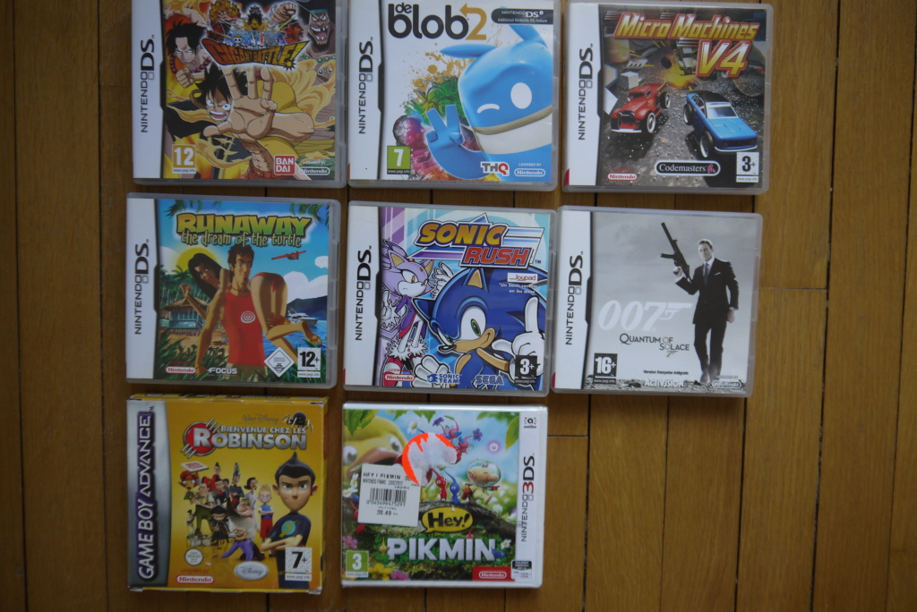 [VDS/ECH] Maj 28/11 : jeux NES, Wizardy GB jap, jeux SFC, GB, FC, DS P1100518