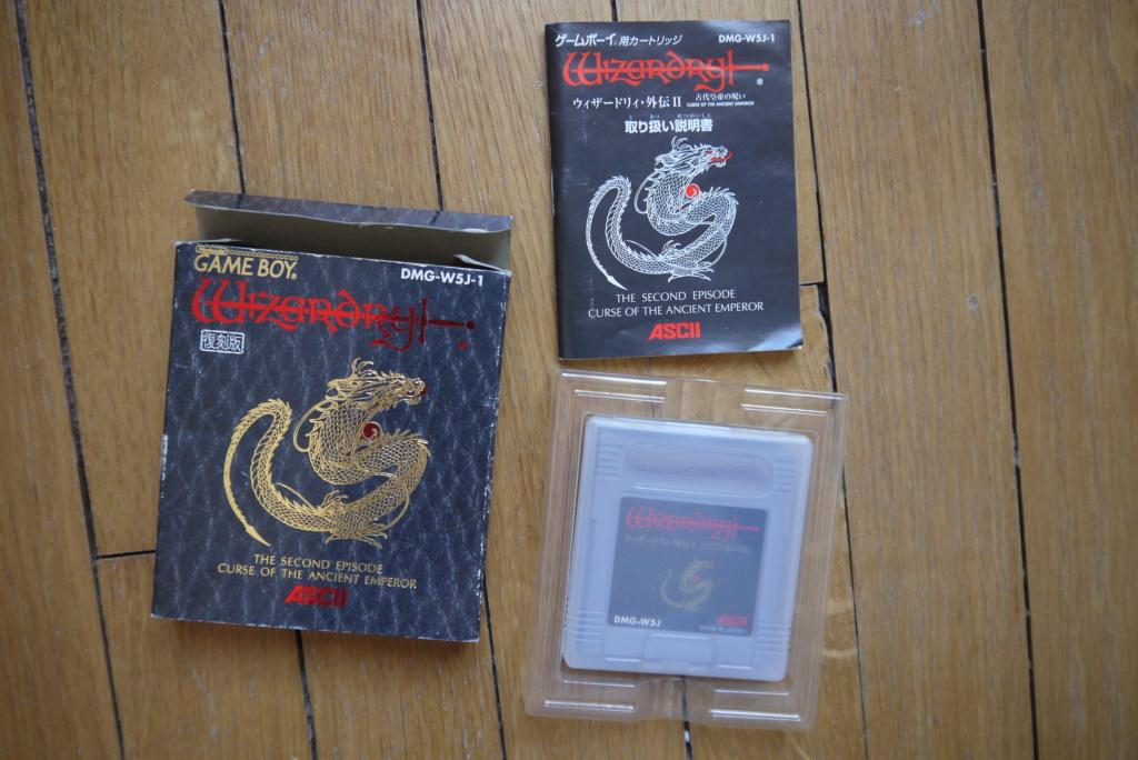 [VDS/ECH] Maj 28/11 : jeux NES, Wizardy GB jap, jeux SFC, GB, FC, DS P1110015