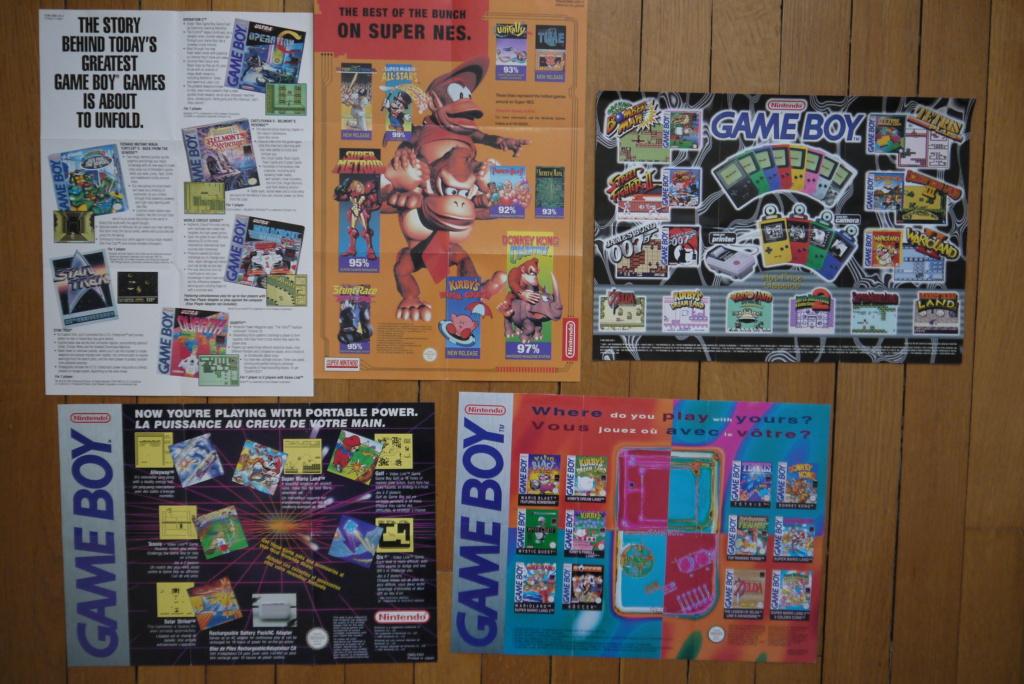[VDS] Divers lots de posters/flyers/pub P1110022