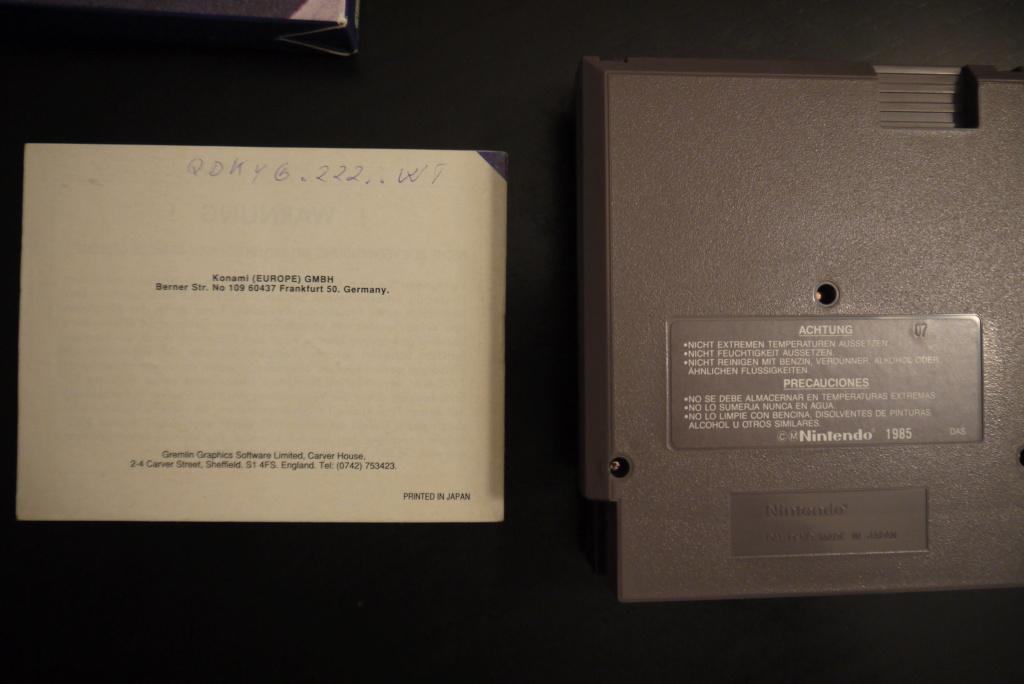 [VDS/ECH] Zelda the wind waker, Metroid prime 2, jeux NES, SFC, GB, FC, DS, notices - Page 2 P1110217