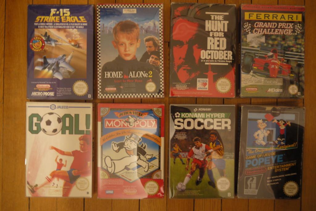 [VDS/ECH] Zelda the wind waker, Metroid prime 2, jeux NES, SFC, GB, FC, DS, notices - Page 2 P1110313