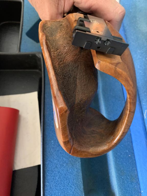 SPF Hammerli 150 Free Pistol  01576310