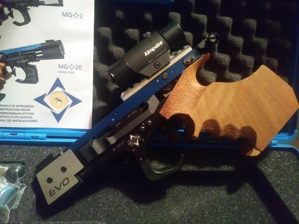 MG2 EVO 22 Pistol 20190310