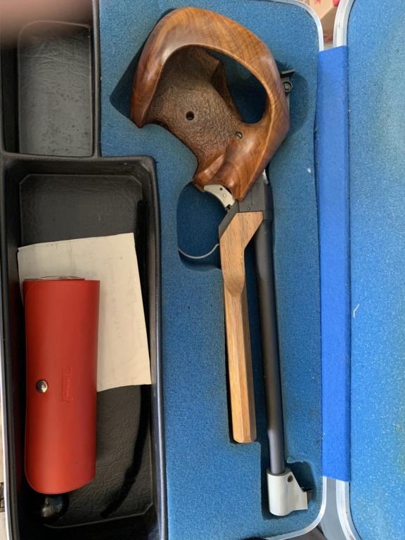 SPF Hammerli 150 Free Pistol  3a206410