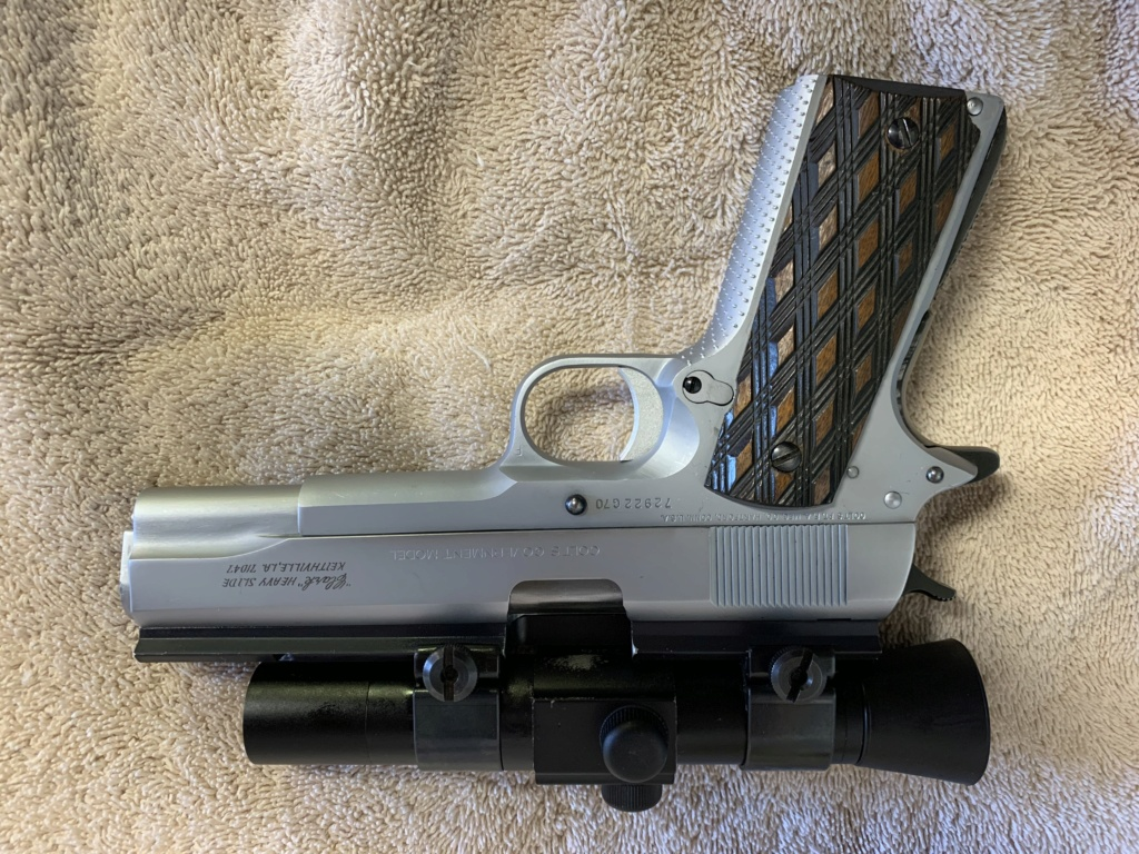 SPF Eulette Precision Hardball Pistol For Sale 71e09010