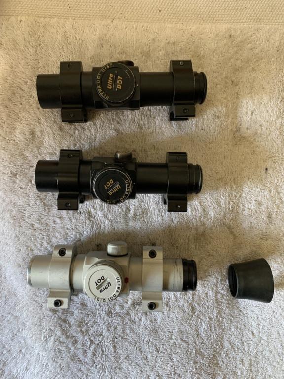 """SOLD: (3) 1"""" UD scopes Ec905c10"""
