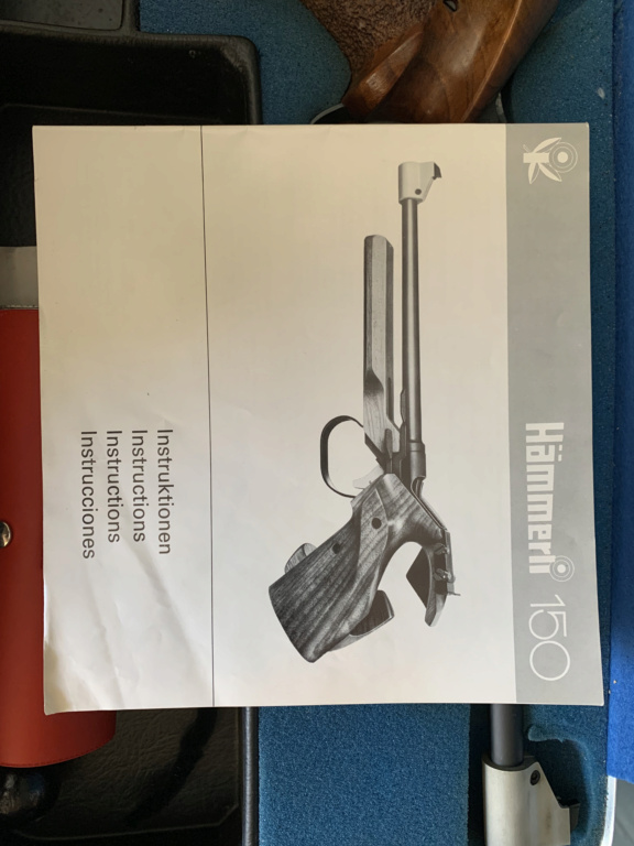 SPF Hammerli 150 Free Pistol  F9b68c10