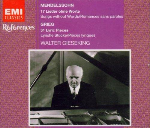 Mendelssohn - Musique pour piano Giesk10
