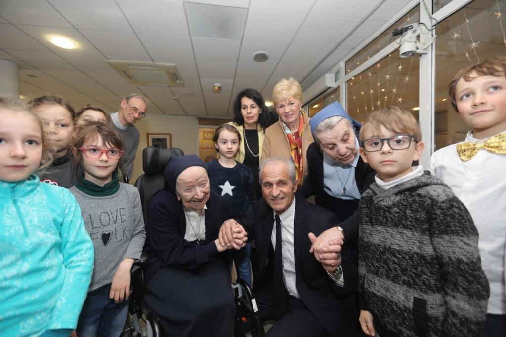 Preuves de vie sur les personnes de 110 ans et plus Lucile10