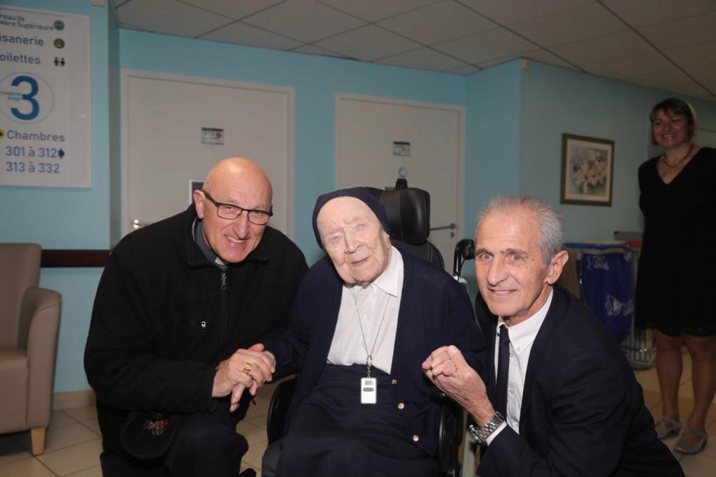 Preuves de vie sur les personnes de 110 ans et plus Lucile11