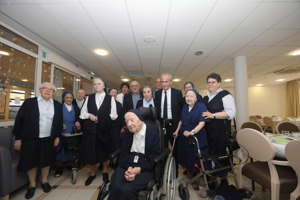Preuves de vie sur les personnes de 110 ans et plus Lucile12