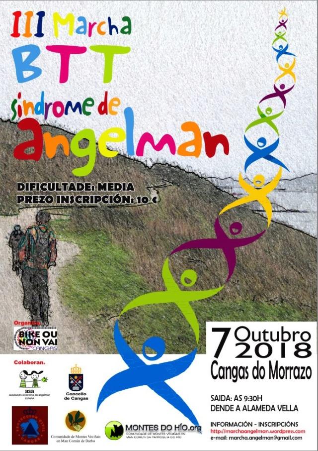 III Marcha BTT Síndrome Angelman 7 Outubro 2018 en Cangos do Morrazo Iii_an10