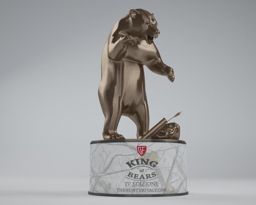 [CONCLUSA] Competizioni Ufficiali theHunterItaly: - King of Bears IV edition - Orso Bruno Bro10