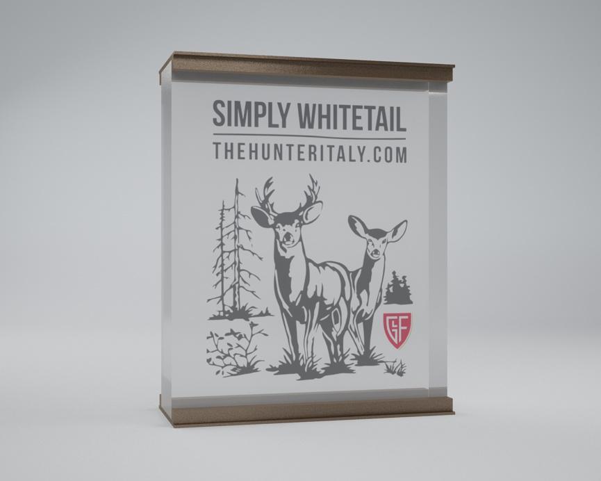 [CONCLUSA] Competizioni Ufficiali theHunterItaly - Simply Whitetail - Cervo Coda Bianca Bro12
