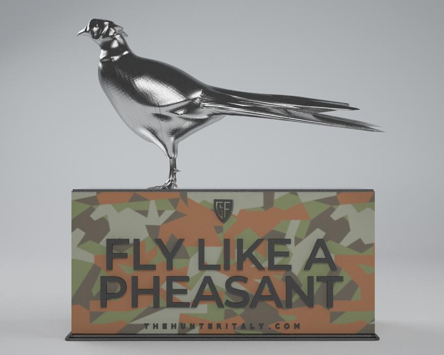 [CONCLUSA] Competizioni Ufficiali theHunterItaly - Fly Like a Pheasant - Fagiano Flylik10