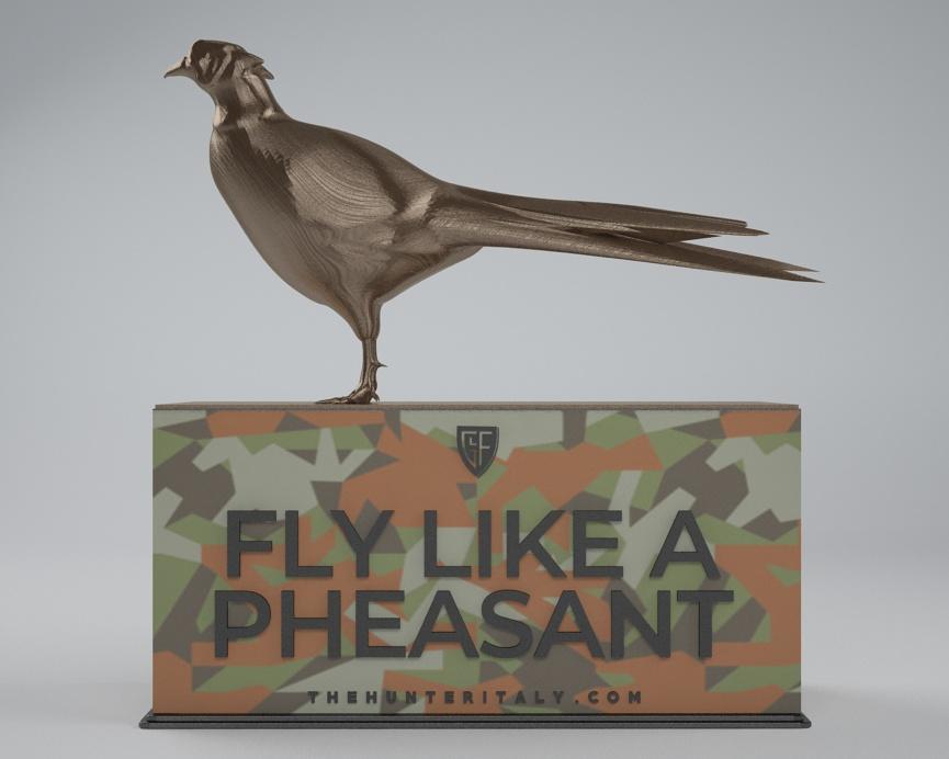 [CONCLUSA] Competizioni Ufficiali theHunterItaly - Fly Like a Pheasant - Fagiano Flylik11