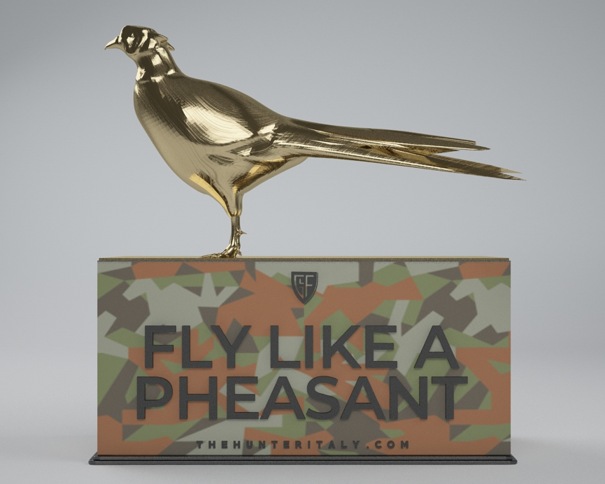 [CONCLUSA] Competizioni Ufficiali theHunterItaly - Fly Like a Pheasant - Fagiano Flylik12