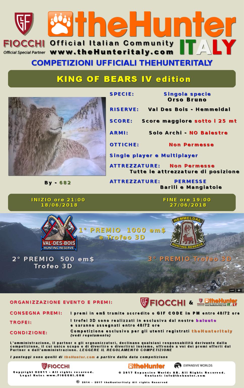 [CONCLUSA] Competizioni Ufficiali theHunterItaly: - King of Bears IV edition - Orso Bruno King_o10
