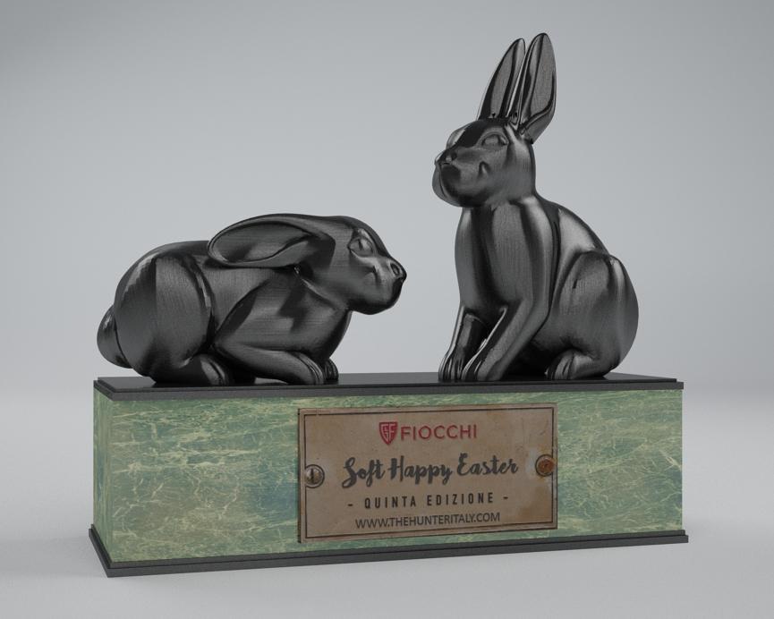 [CONCLUSA] Competizioni Ufficiali theHunterItaly - Soft Happy Easter V edition. - Coniglio Europeo Trofeo18