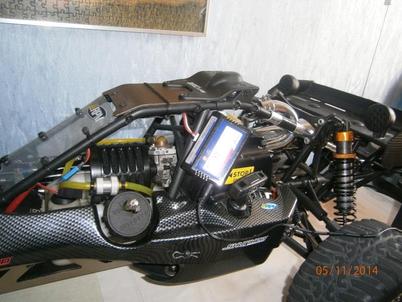 régime moteur baja 5b P5110410