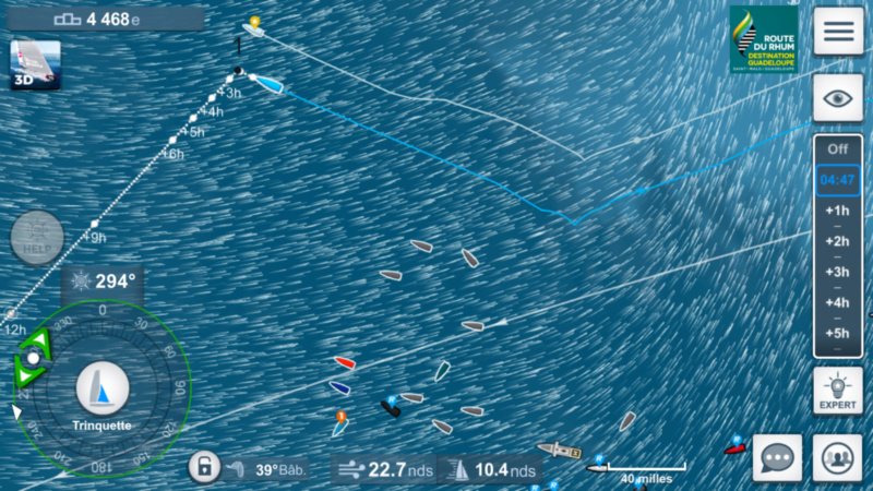 Virtual Regatta, Transatlantique en solitaire - Page 4 19740010