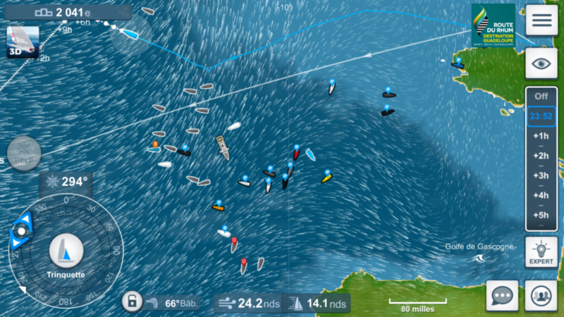 Virtual Regatta, Transatlantique en solitaire - Page 4 4c28af10