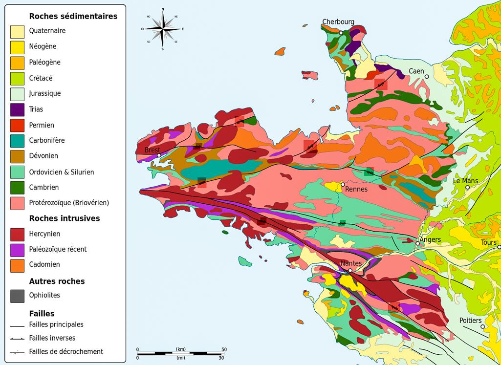 La Baie et le Mont Saint-Michel - Page 6 Geol10