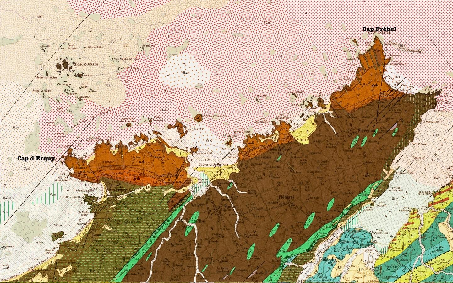 la Bretagne entre falaises et océan ARTE Geolca10