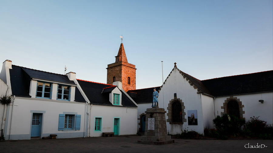 Ile d'Houat (56) Houat410