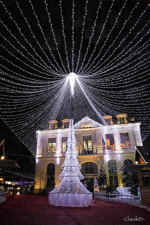 Illuminations à Auray Noël 2019 Illay110