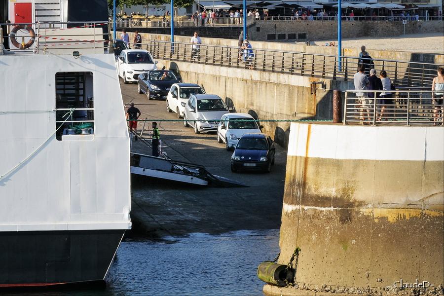 Navires de dessertes ou à passagers, bretons - Page 5 Quibpm12