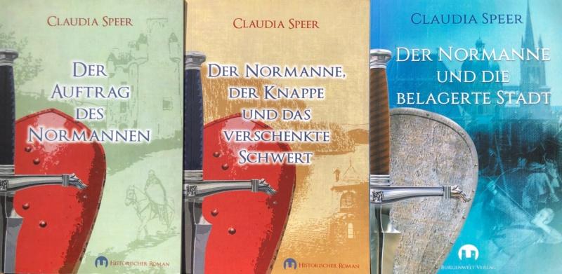 Der Auftrag des Normannen, Claudia Speer Img_1510