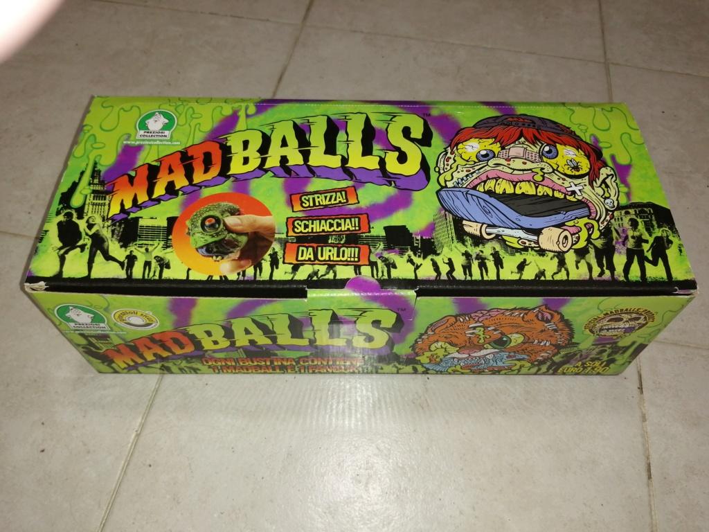 Madballs box completo  Img_2010
