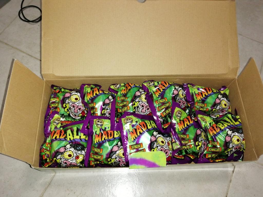 Madballs box completo  Img_2011