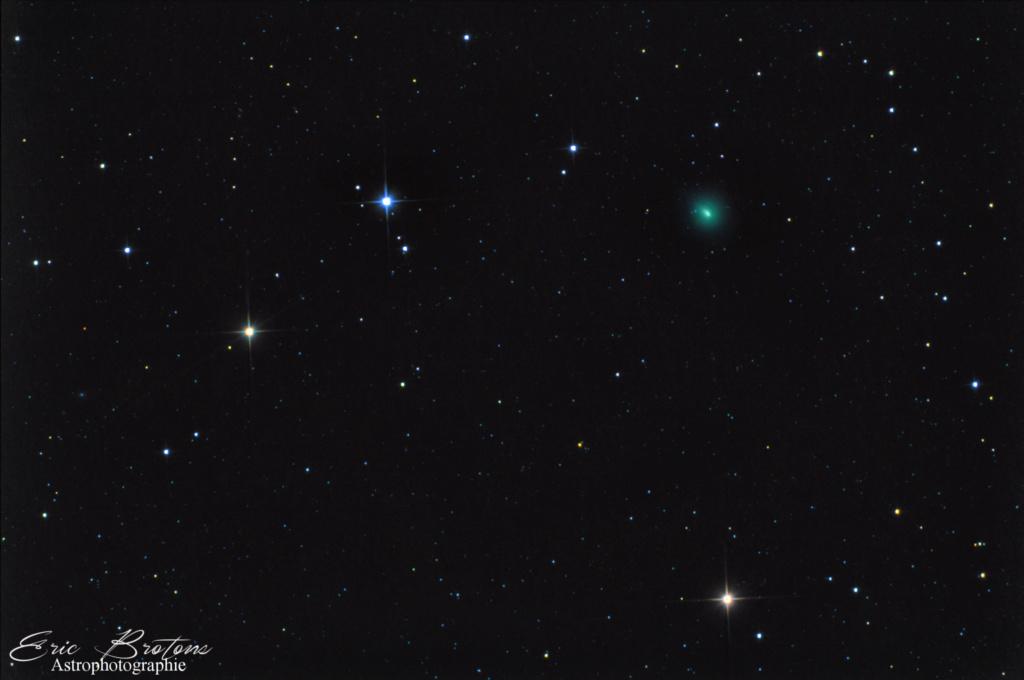 Comète Atlas C-2019 Y4  7-210