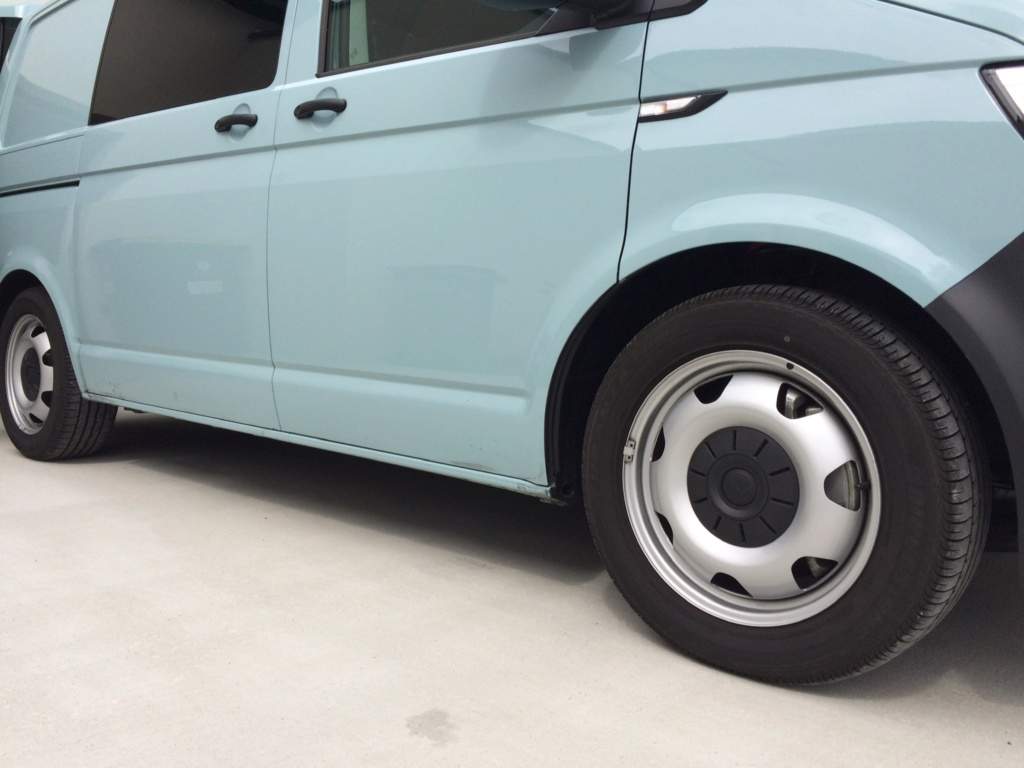 (VENDUES) Roues d'origine T5 T6 jantes acier et pneus Bridgestone Turanza 235 55 R 17 103 V  34e4ec10
