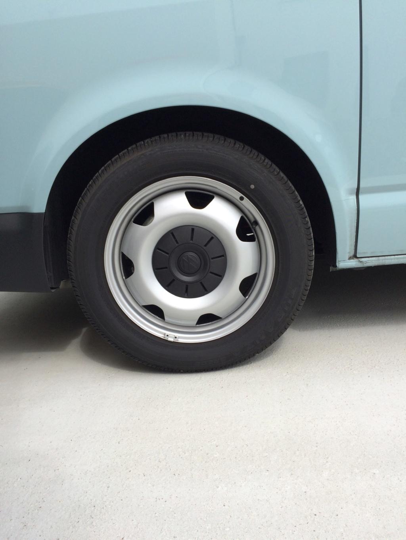 (VENDUES) Roues d'origine T5 T6 jantes acier et pneus Bridgestone Turanza 235 55 R 17 103 V  Fe4b5210