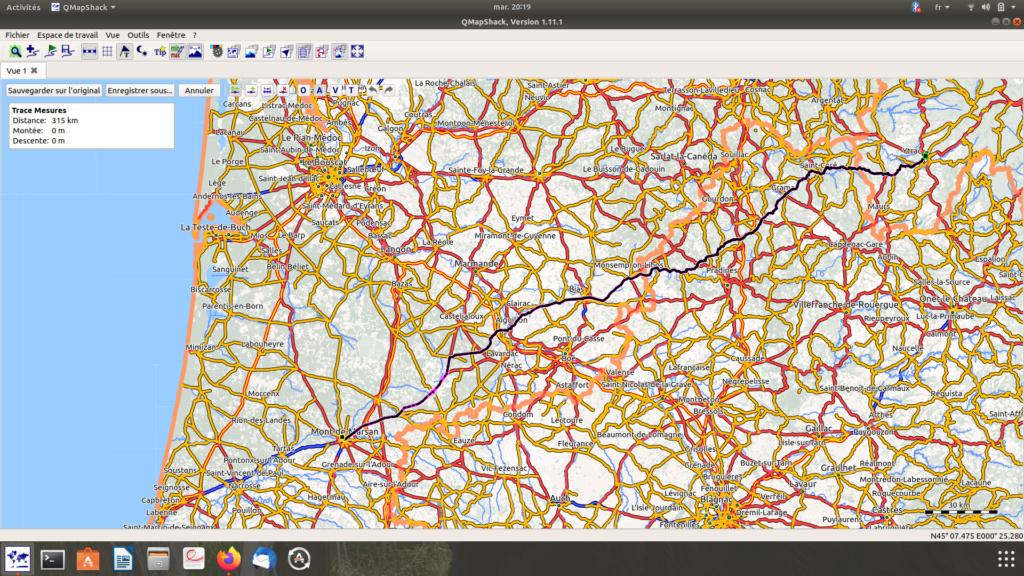 projet  SW avec  TT facile dedans Lot , Lot et Garonne,Cantal Captur39