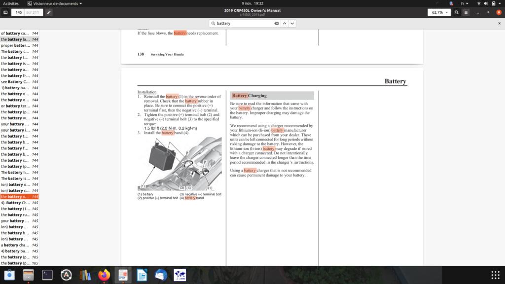 modifs HONDA 450 CRF - L  - Page 3 Captur48