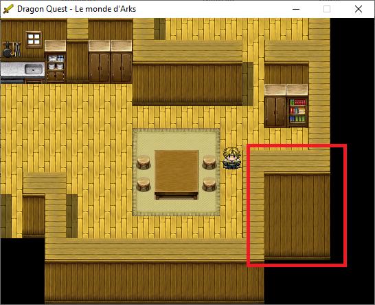 Dragon Quest - Le monde d'Arks (Démo 0.2) (02/08) Dq111