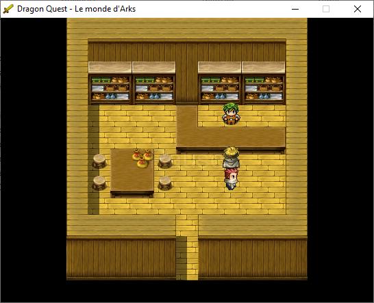 Dragon Quest - Le monde d'Arks (Démo 0.2) (02/08) Dq410