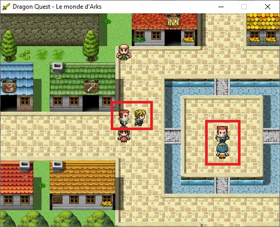 Dragon Quest - Le monde d'Arks (Démo 0.2) (02/08) Dq510
