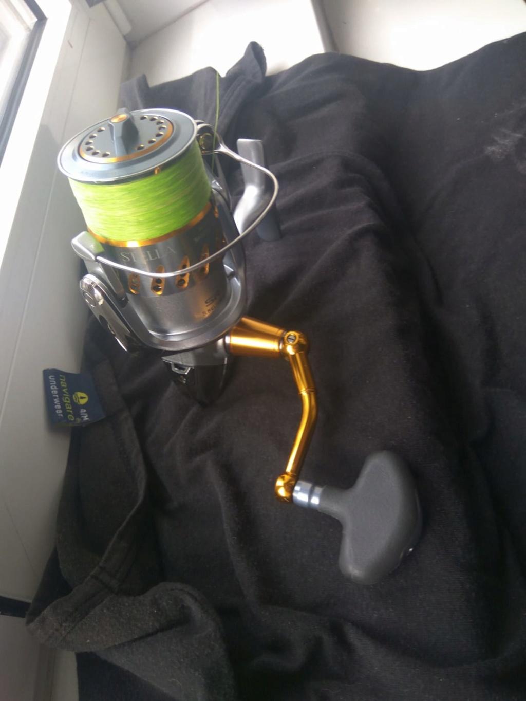 [VENDO] Shimano STELLA 4000 Swa 510