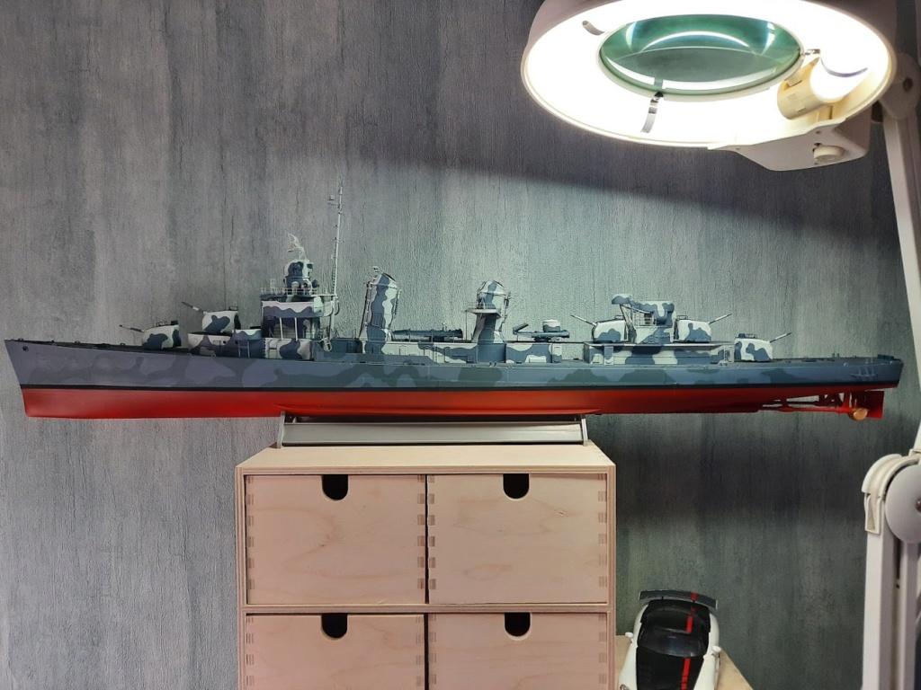 USS Fletcher 1/144 Revell Platinum edition - Page 3 20200813