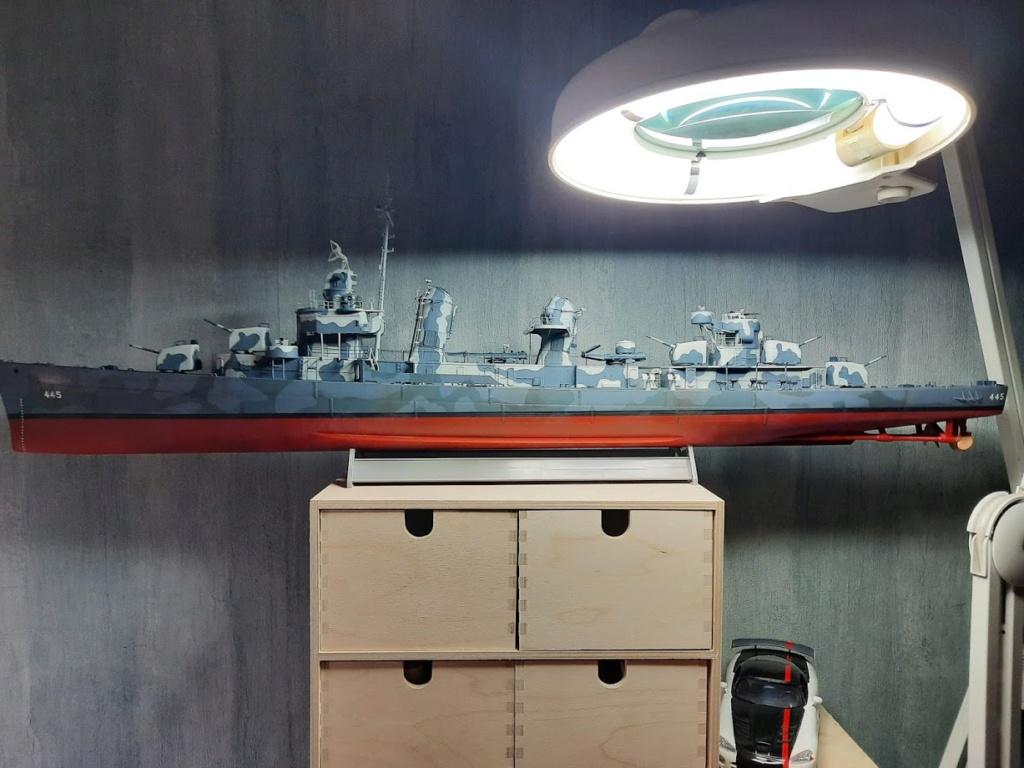 USS Fletcher 1/144 Revell Platinum edition - Page 4 20200911