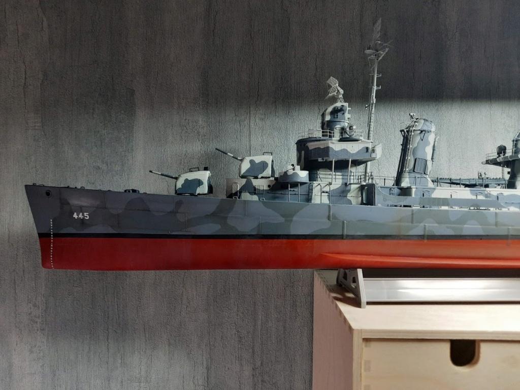 USS Fletcher 1/144 Revell Platinum edition - Page 4 20200912