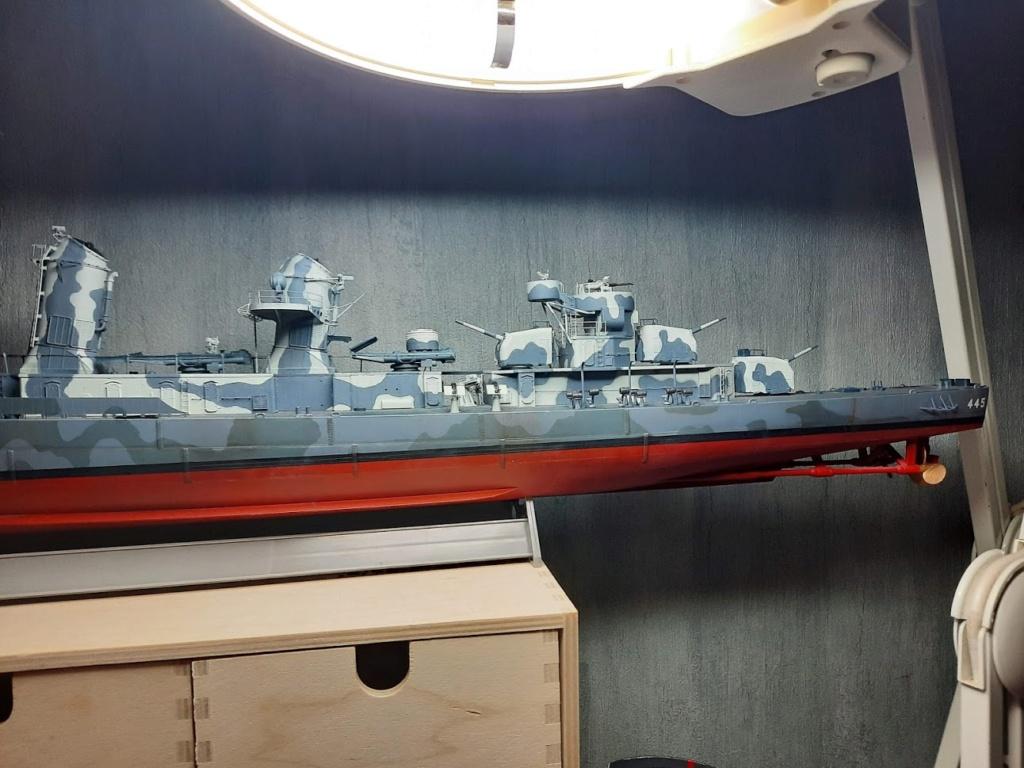 USS Fletcher 1/144 Revell Platinum edition - Page 4 20200913